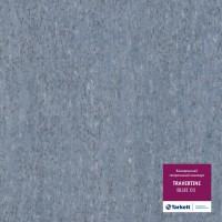 Tarkett TRAVERTINE BLUE 01, ширина 3м. - ГлавПол-Урал